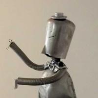 Marionnette équilibriste